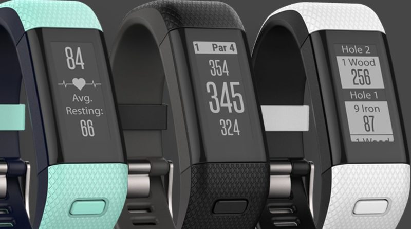 Garmin's new Approach X40 band is a fitness tracker for golfers