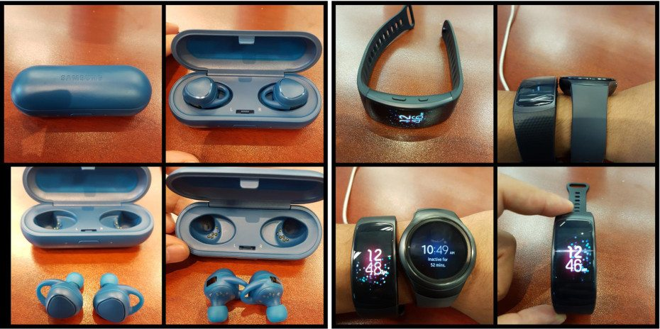 leaked images of samsung s new gear fit 2 tracker surface online - More leaked images of the Gear Fit 2 show off color options