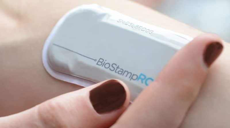 Smart wearable stamp could be the next big thing in contactless payments