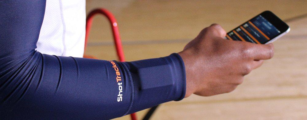 the wristband for aspiring basketball players 2 - The wristband for aspiring basketball players
