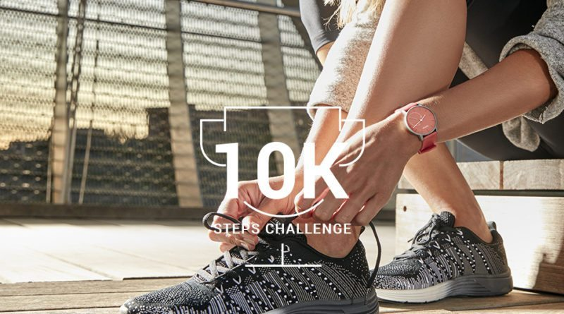 Tips to help you hit 10,000 steps per day