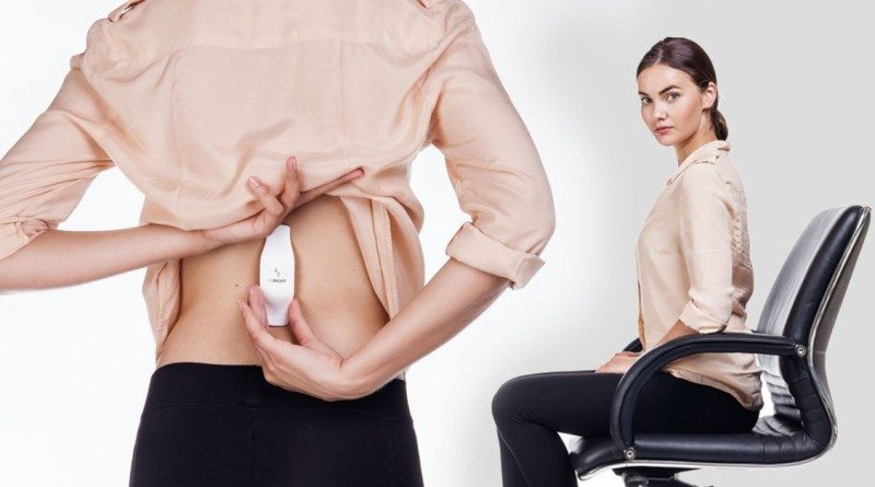 UpRight helps to improve your posture and prevent back pain