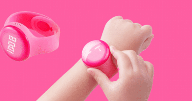 Xiaomi Mi Bunny is a new GPS watch for kids
