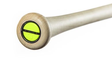 Zepp builds smart bat for baseball players