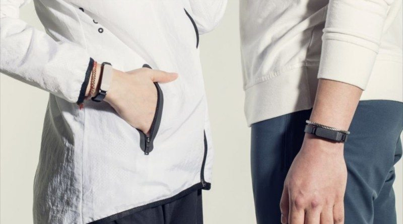 Zikto Walk posture and activity tracker