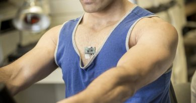 A wearable that can tell how hard you are working out