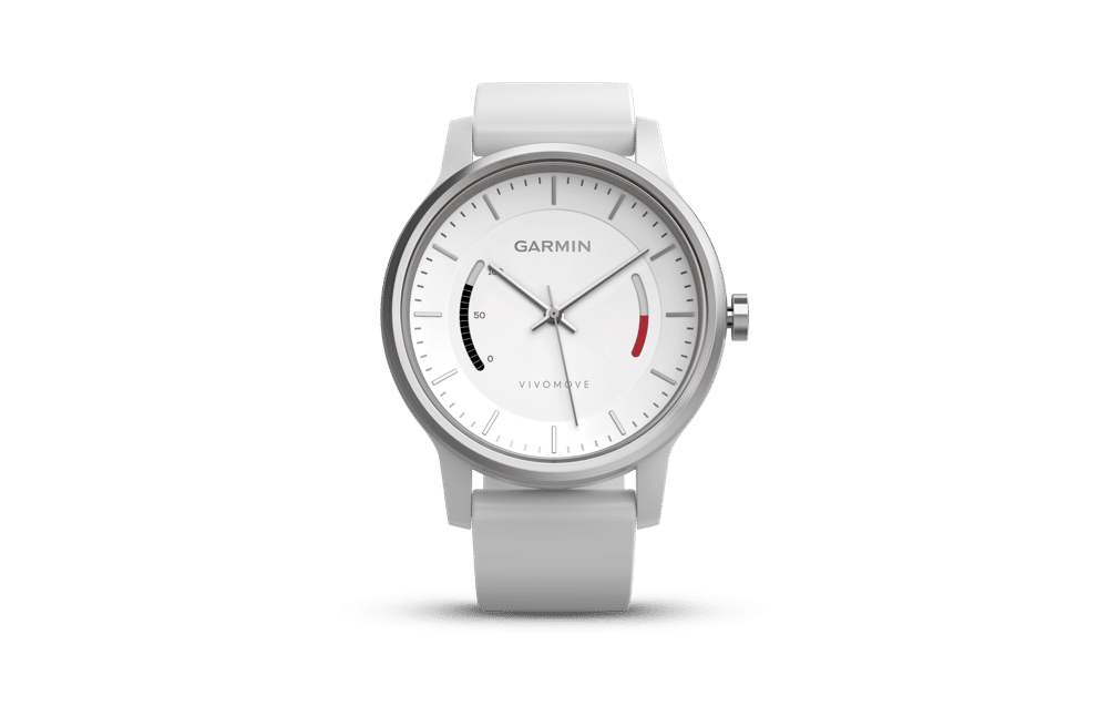 garmin s vivomove is a stylish watch with activity tracking - Review: Garmin Vivomove, a stylish analog watch for the health conscious