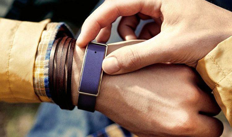 Huawnei unveils a $15 fitness tracker with a UV sensor