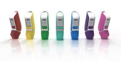Intelligent inhaler designed to combat spiralling costs of respiratory disease