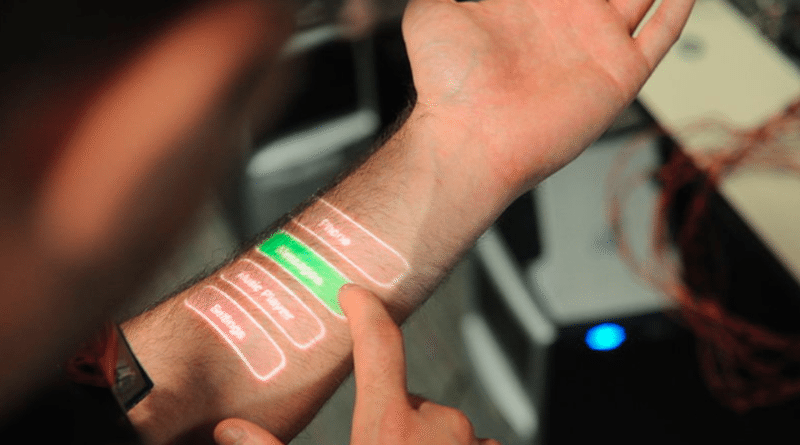 Is E-skin the next big thing?