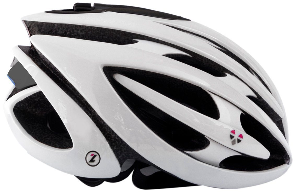 lifebeam smart helmet with integrated heart rate monitor 2 - Best smart bike helmets