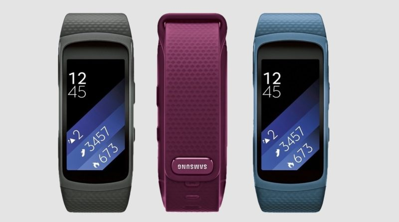 More leaked images of the Gear Fit 2 show off color options