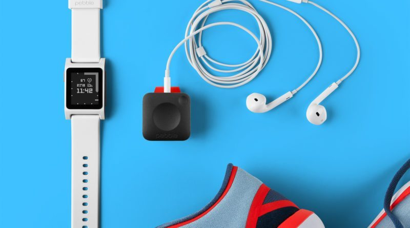 Pebble has fitness in mind as it unveils three new wearables