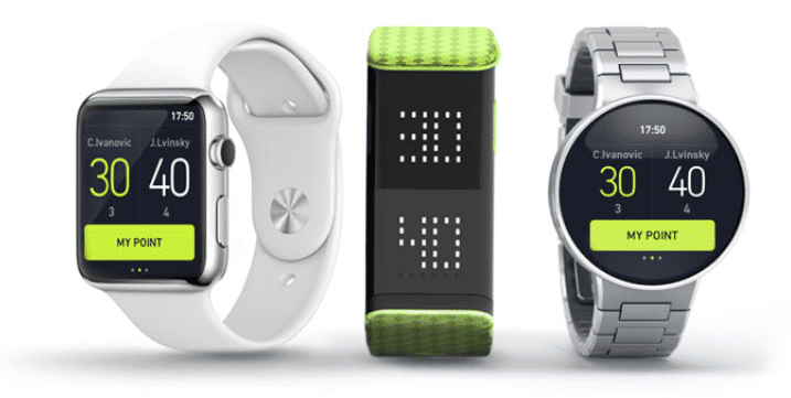 pulse play serves up a smartwatch for tennis racket sport players - Pulse Play serves up a smartwatch for tennis & racket sport players