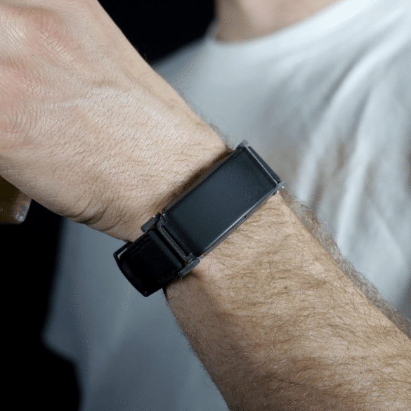 The wristband that measures your alcohol level