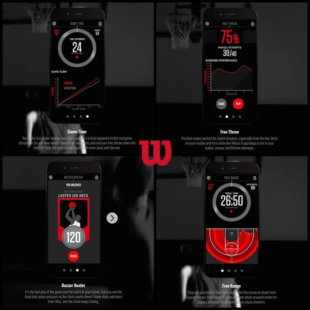 this smart basketball keeps track of your shooting skills 3 - This smart basketball keeps track of your shooting skills