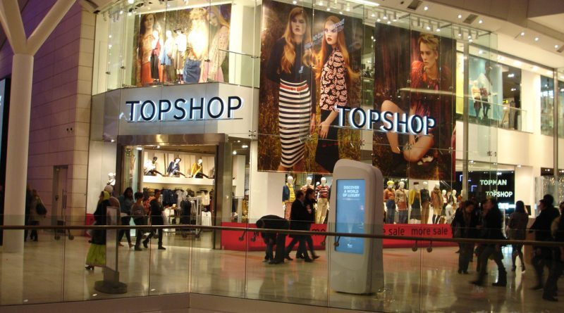 Topshop is looking for the next big thing in wearable technology