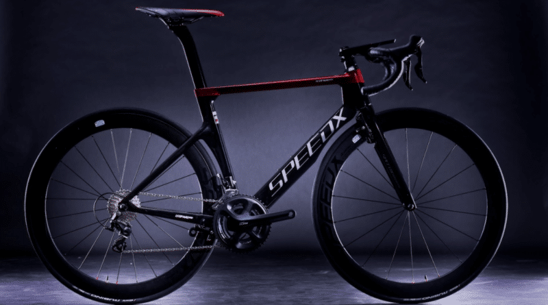 SpeedX Leopard: the first ever smart aero road bike