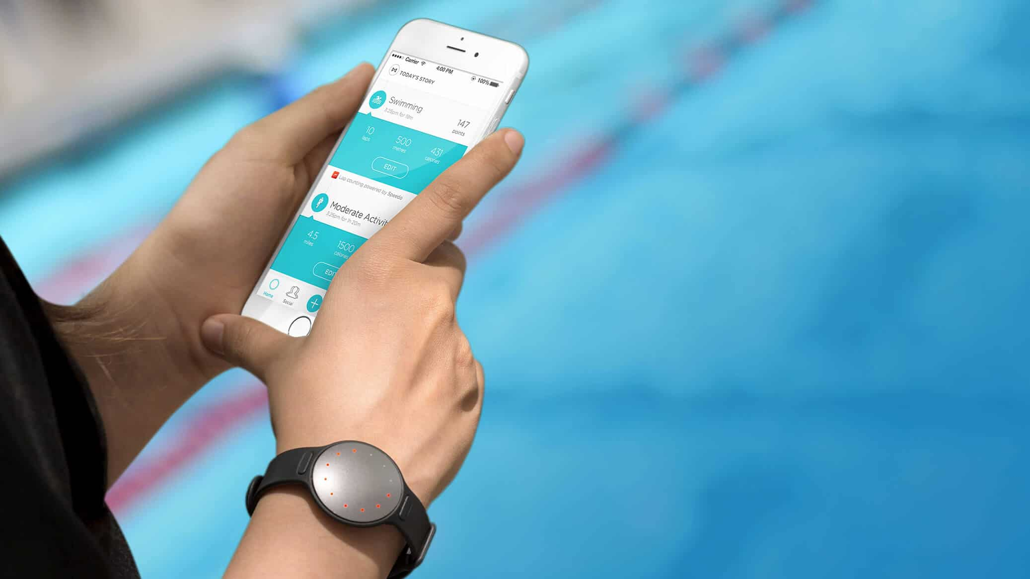 misfit makes a splash with new swim tracker 2 - Misfit makes a splash with new swim tracker