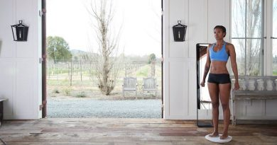 Naked 3D fitness tracker: the world's first home body scanner