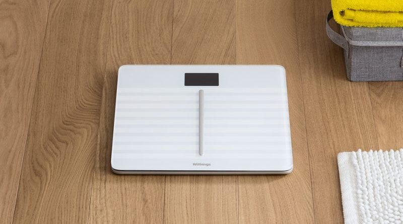 New Withings scale wants to monitor your heart health