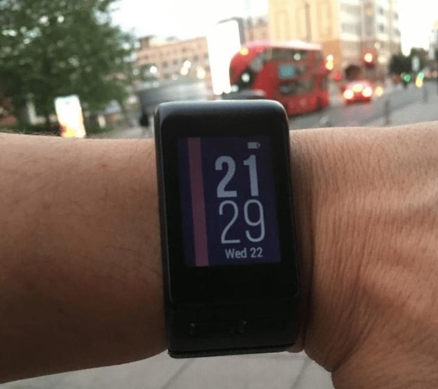 review garmin vivoactive hr the jack of all trades 4 - Review: Garmin Vivoactive HR - the jack of all trades
