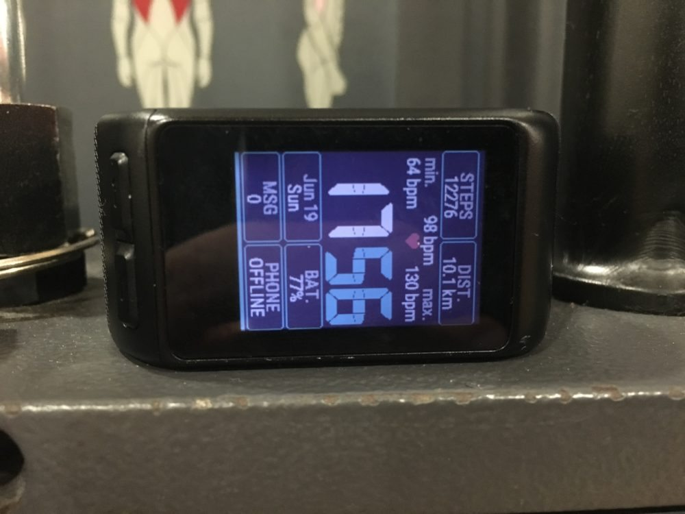 review garmin vivoactive hr the jack of all trades - Review: Garmin Vivoactive HR - the jack of all trades