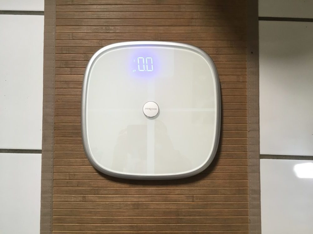 review koogeek smart health scale 4 - Review: Koogeek Smart Health Scale