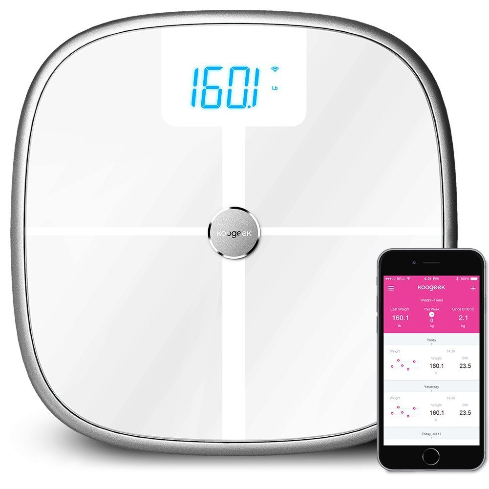 review koogeek smart health scale - Review: Koogeek Smart Health Scale