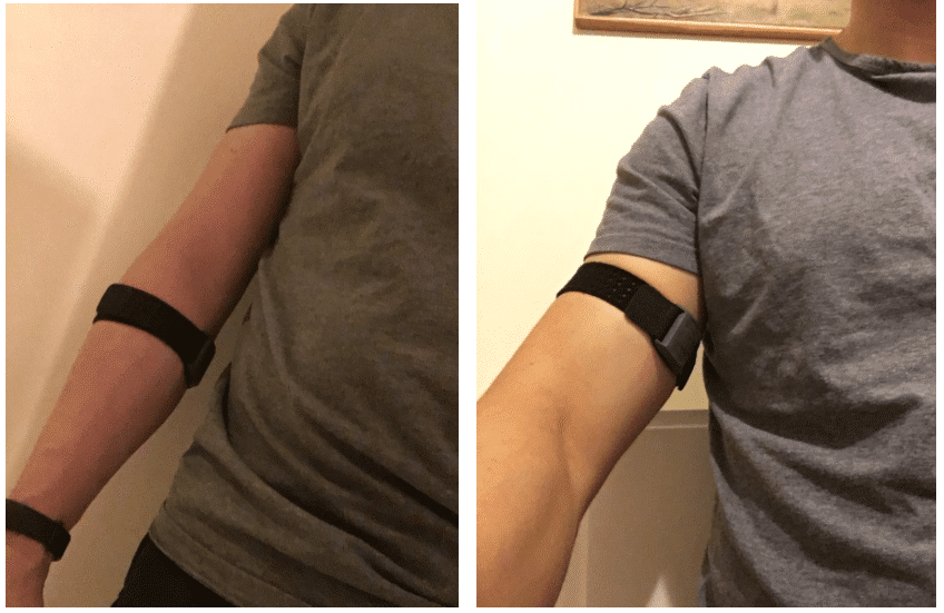 review scosche rhythm accurate heart rate monitoring from the arm 2 - Review: Scosche Rhythm+, accurate heart rate monitoring from the arm
