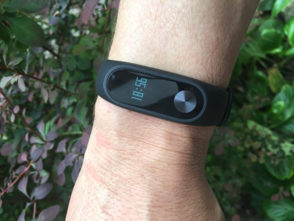 review xiaomi mi 2 band good value activity tracker 5 - Review: Xiaomi Mi 2 band - good value activity tracker