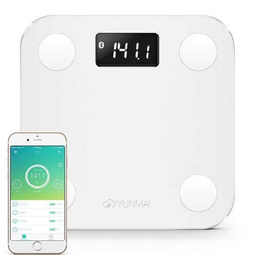 review yunmai smart scale 2 - Roundup of the top 10 best smart scales on the market