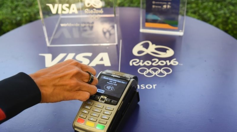 Visa creates ring for wireless purchases at Rio Olympics