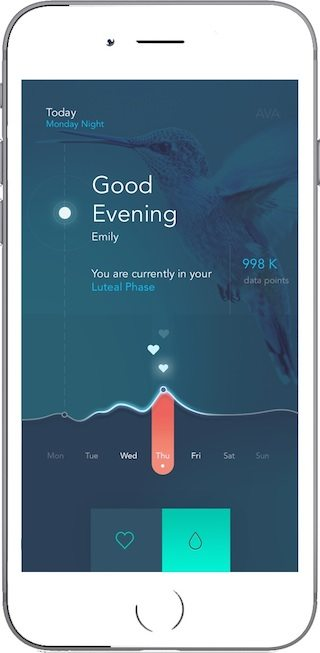 ava a new wearable designed to help families conceive 3 - Ava, a new wearable designed to help families conceive