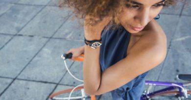 Bellabeat Leaf Urban helps women tackle stress