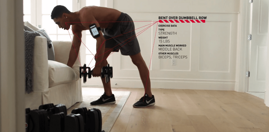 bowflex smart dumbbells remove the need for manual tracking 2 - Bowflex smart dumbbells remove the need for manual tracking