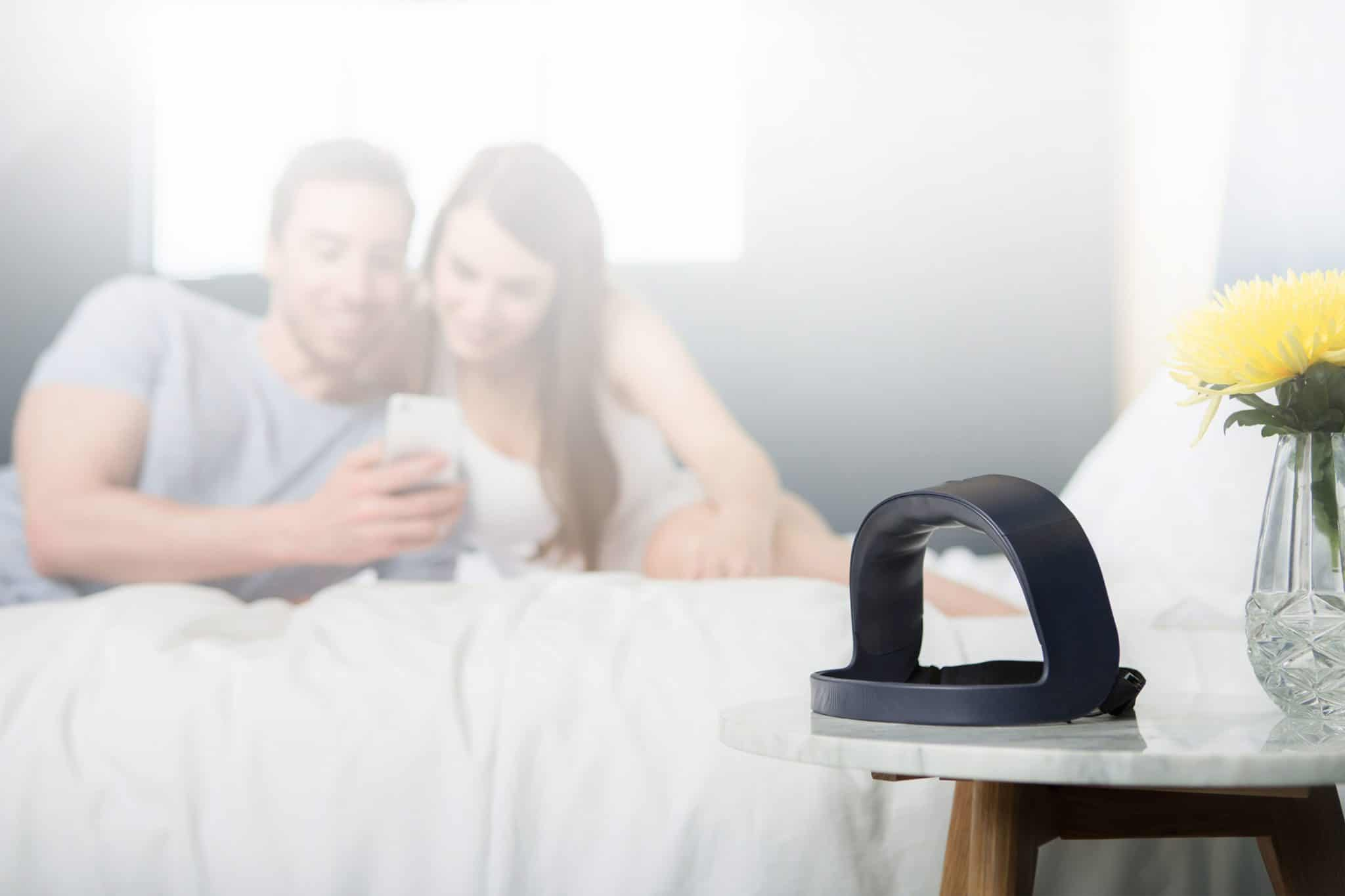 Dreem Headband Monitors Brain Activity To Help You Sleep