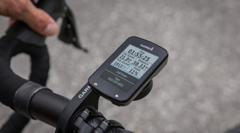 Garmin's new bike computers track fellow riders