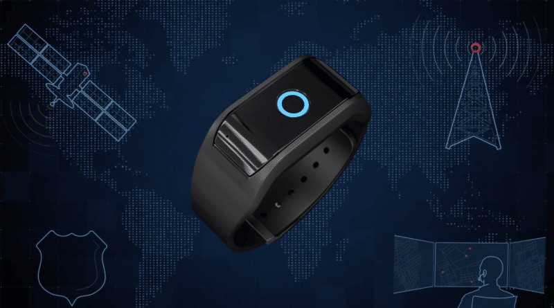 World's first personal security wearable not tied to a smartphone