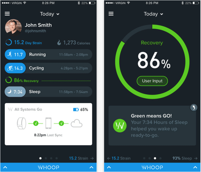 now you can train like the pros with whoop - Now you can train like the pros with Whoop