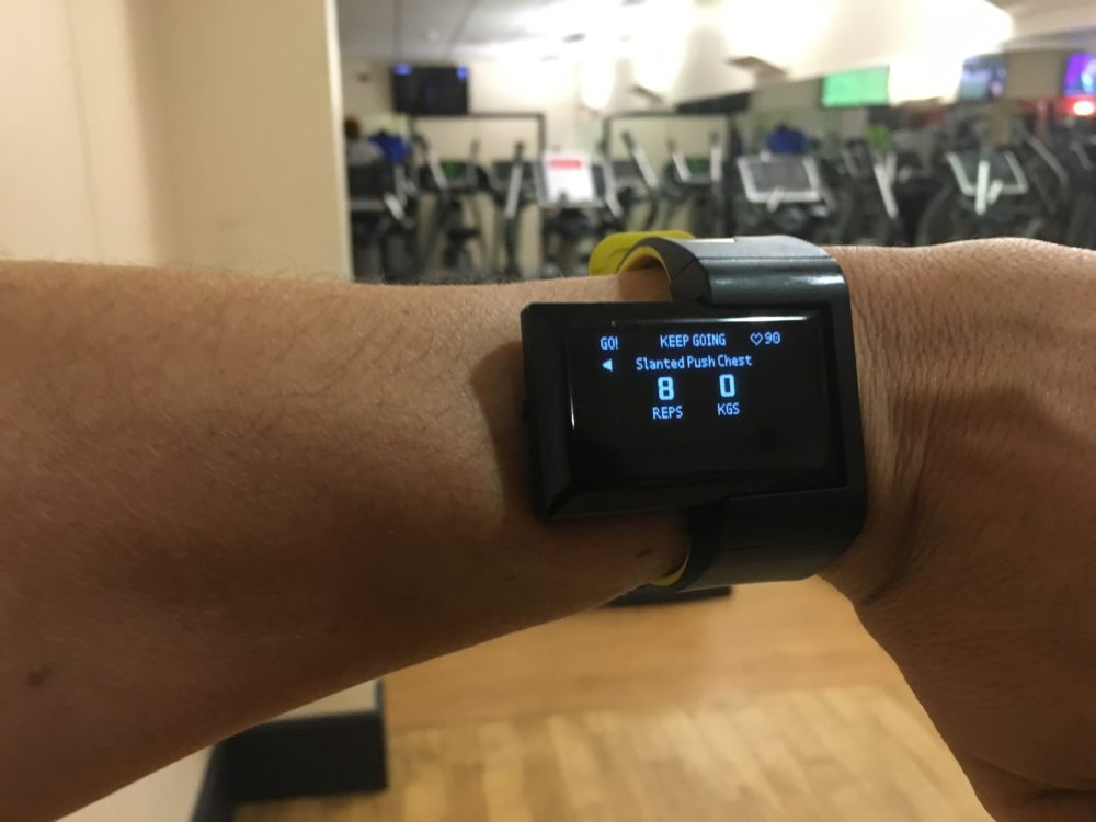 Review: Atlas Wristband 2 – a wearable to monitor your reps and lifts