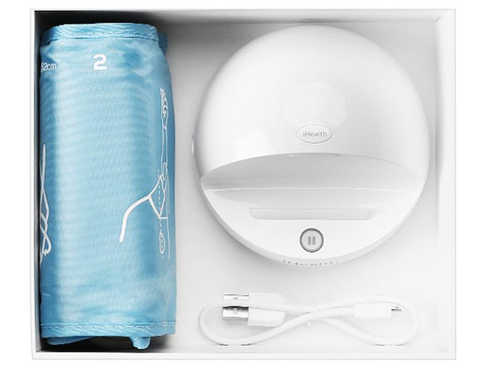review xiaomi ihealth smart blood pressure dock - Review: Xiaomi iHealth Smart Blood Pressure Dock