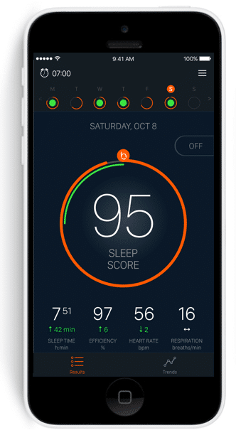 ten gadgets for advanced sleep monitoring 7 - Ten gadgets for advanced sleep monitoring