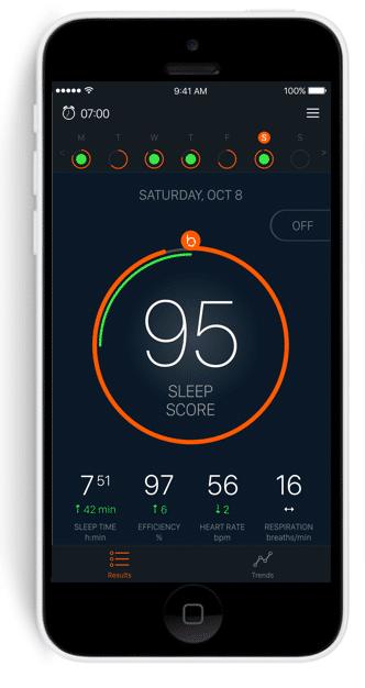 ten gadgets for advanced sleep monitoring 7 - Ten gadgets for advanced sleep monitoring