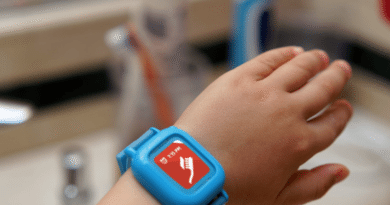 Octopus Watch: teaches kids good habits and the concept of time