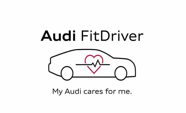 Audi wants to use your fitness tracker to help you de-stress