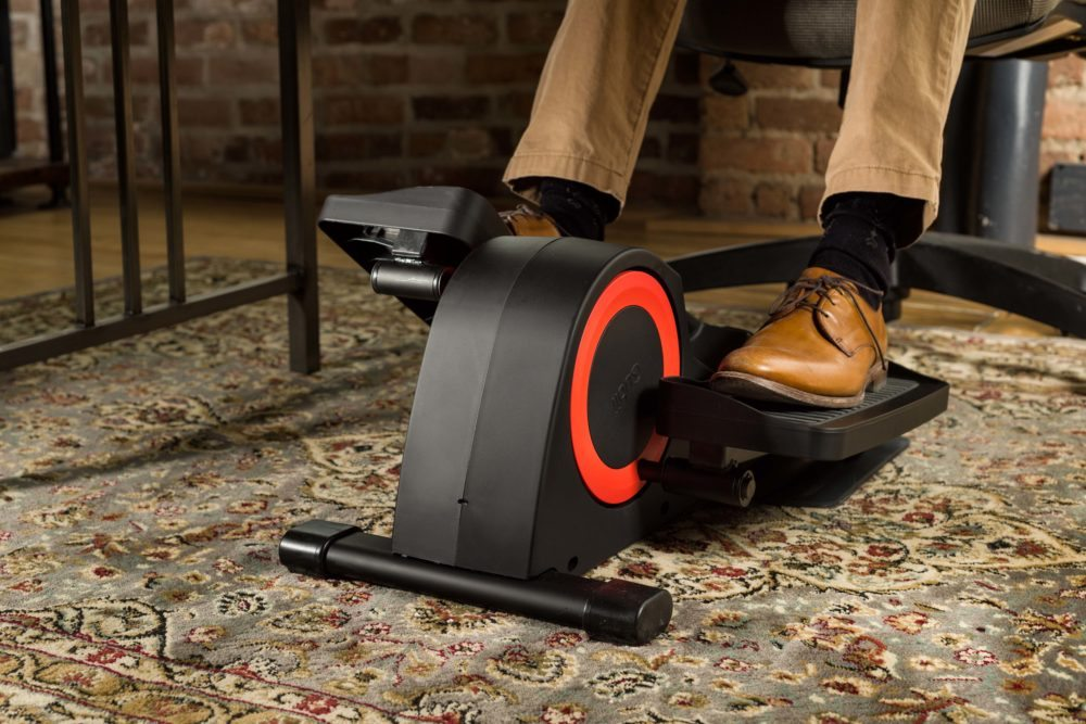 cubii is the world s first smart under desk elliptical machine 2 - Cubii is the world's first smart under-desk elliptical machine