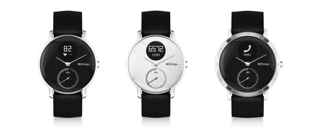 first look withings adds heart rate monitoring to its analogue watch 2 - First look: Withings adds heart rate monitoring to its analogue watch