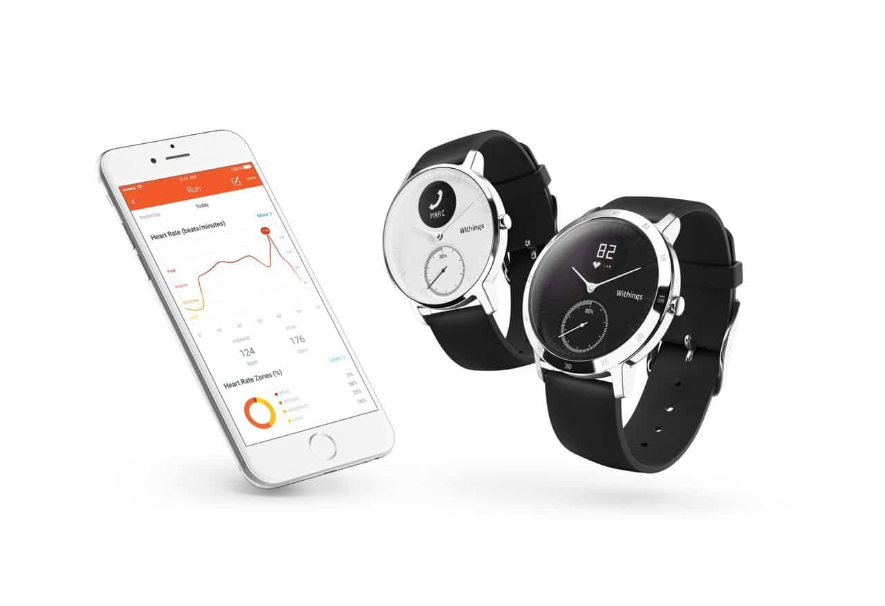 first look withings adds heart rate monitoring to its analogue watch 3 - First look: Withings adds heart rate monitoring to its analogue watch