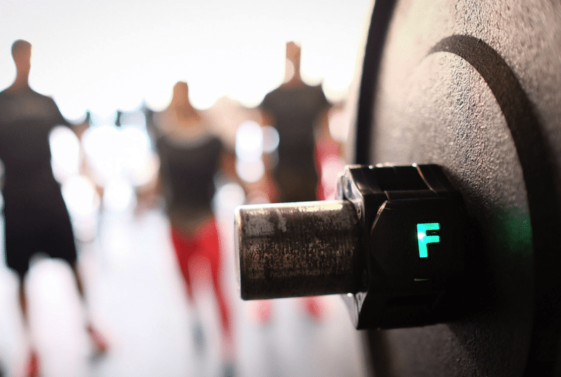 form collar a smart device to help you with barbell lifts - FORM Collar: a smart device to help you with barbell lifts